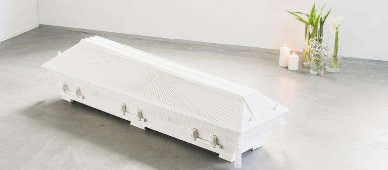 Arkku valkoinen